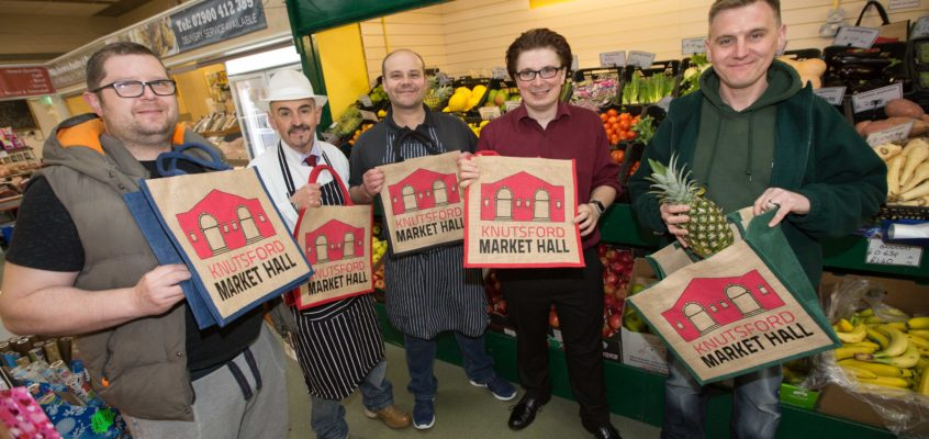 Market Hall Bags Lauched