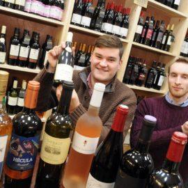 Morgan Edwards Fine Wine and Spirits