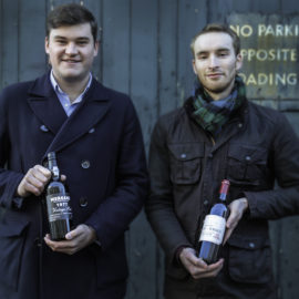 Welcome to our newest traders – Morgan Edwards Fine Wines and Spirits