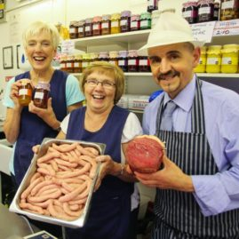 Edwards & Emmess Butcher