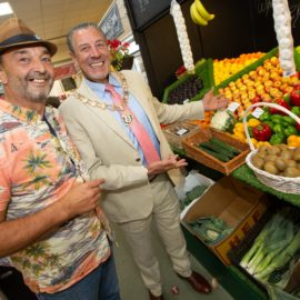 Jonty's Fruit and Veg opens