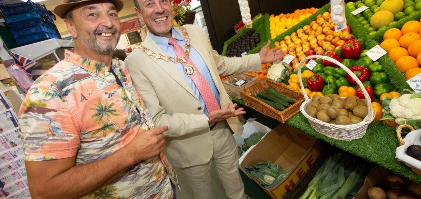 Jonty's Fruit and Veg opens